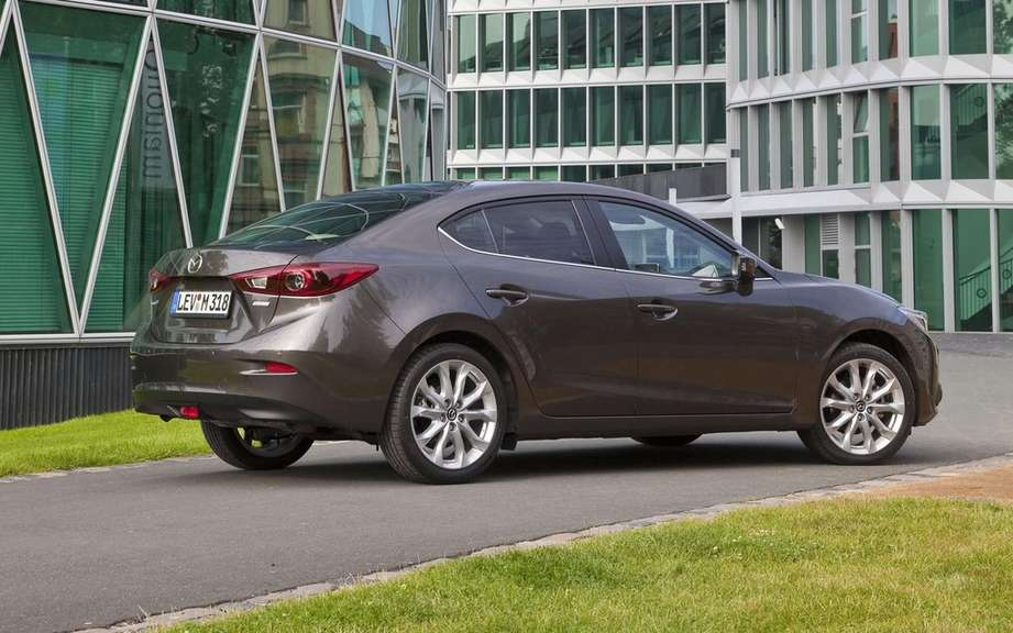 Mazda3 sedan 2014 always more pictures on the Net picture #9