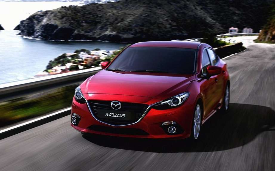 Mazda3 sedan 2014 always more pictures on the Net picture #10