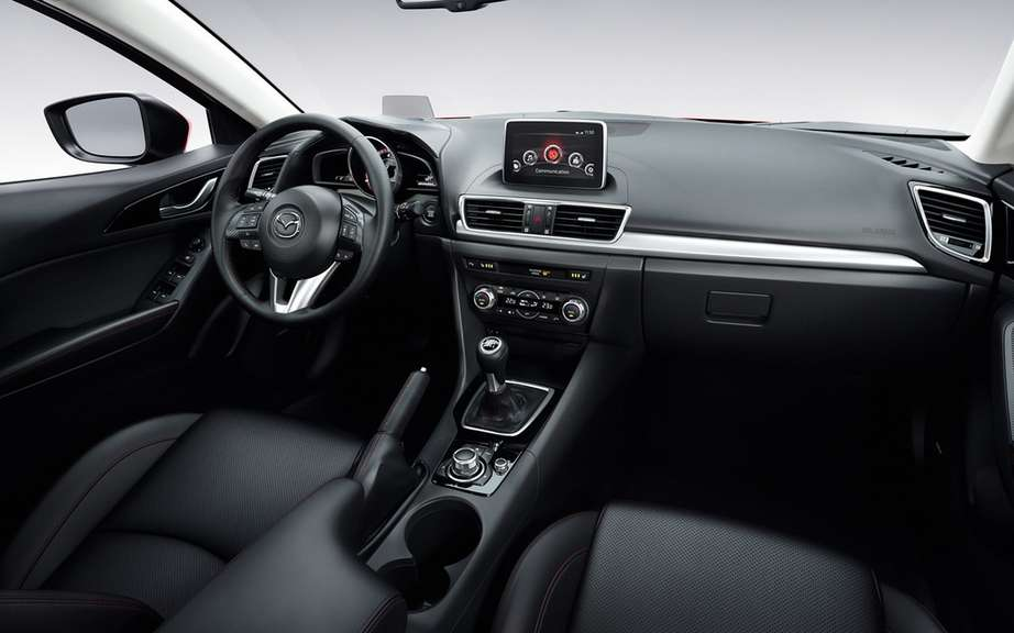 Mazda3 sedan 2014 always more pictures on the Net picture #14