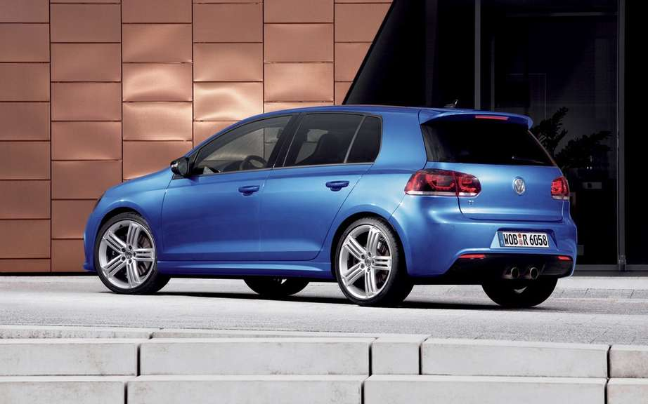 Volkswagen Golf R 2013: the return of the enfant terrible picture #2