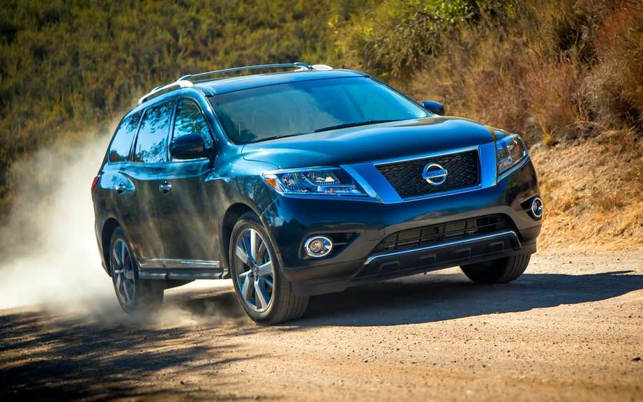 Nissan Pathfinder 2013: from $ 29,998 in Canada picture #1