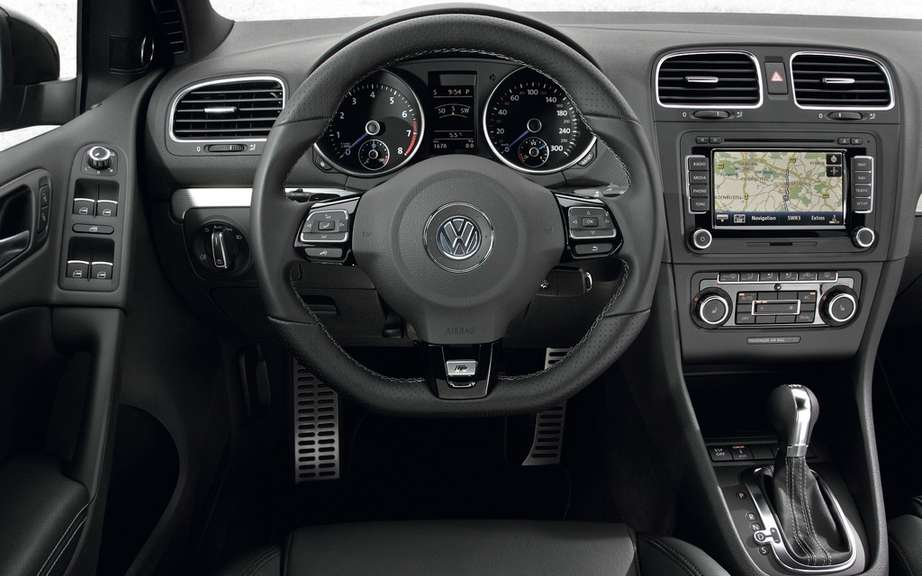 Volkswagen Golf R 2013: the return of the enfant terrible picture #6