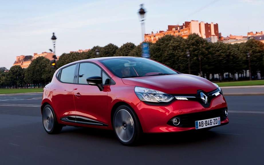 Renault Clio: Focus on production