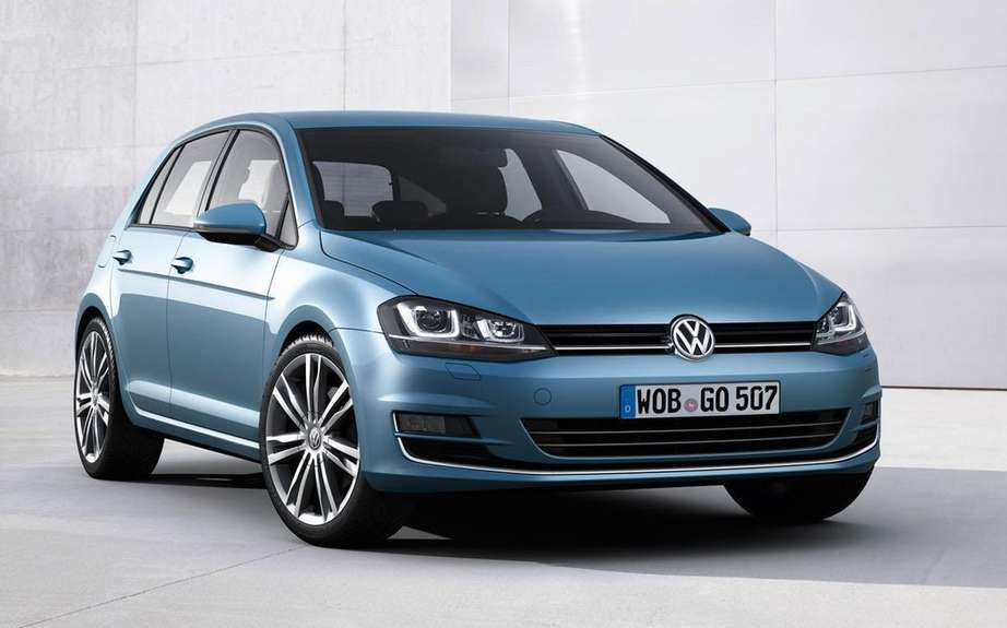 Volkswagen Golf VII 2014 Assembly to Mexico? picture #1