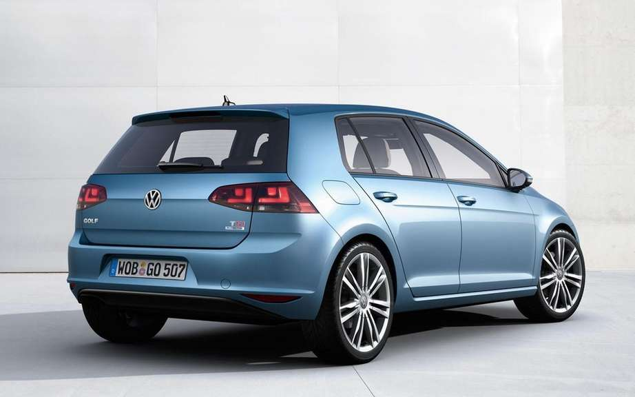 Volkswagen Golf VII 2014 Assembly to Mexico? picture #2