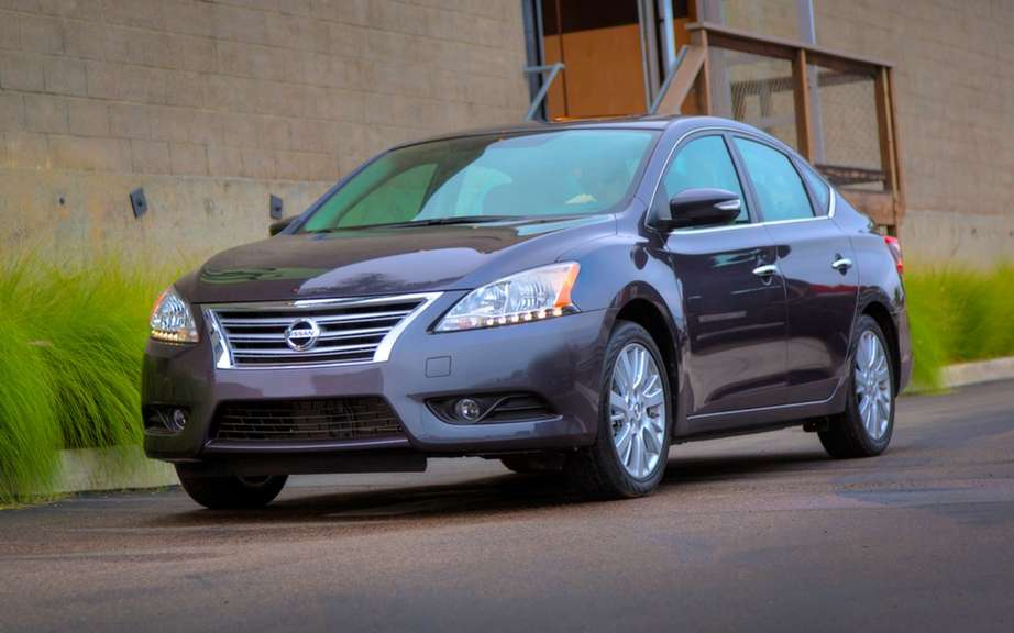 Nissan Sentra 2013: prices Ads picture #2