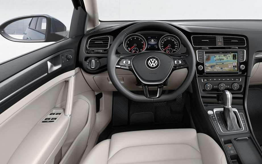 Volkswagen Golf VII 2014 Assembly to Mexico? picture #3