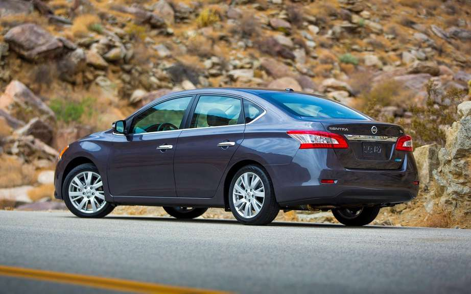 Nissan Sentra 2013: prices Ads picture #3