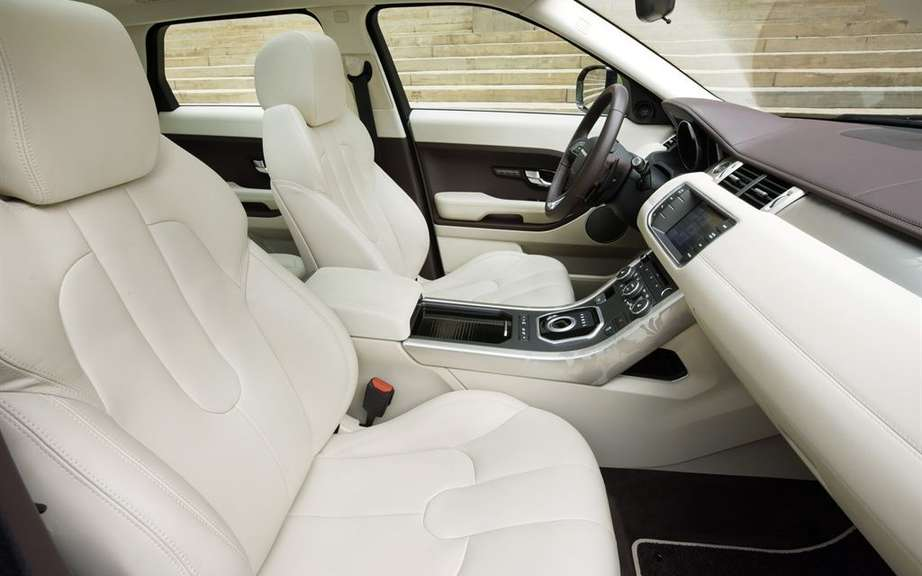 "Range Rover Evoque: elected ""feminine Car of the Year 2012 ' picture #6"