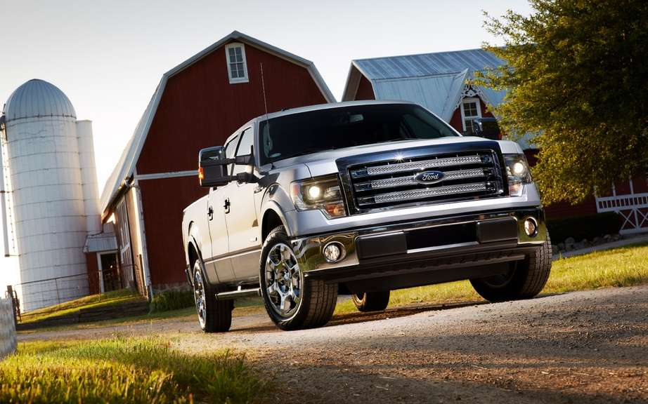 Ford Canada remains the No. 1 automaker in Canada picture #1