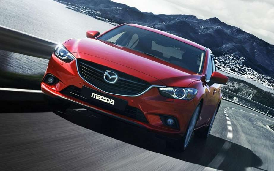 Mazda6 2014 a cut would be welcome