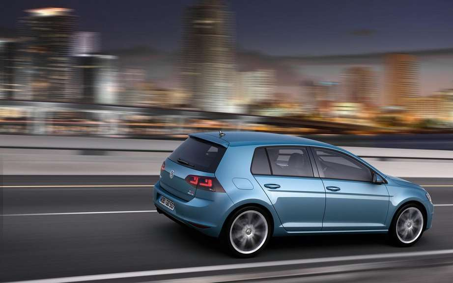 Volkswagen Golf VII 2013: unveiled in Berlin picture #2
