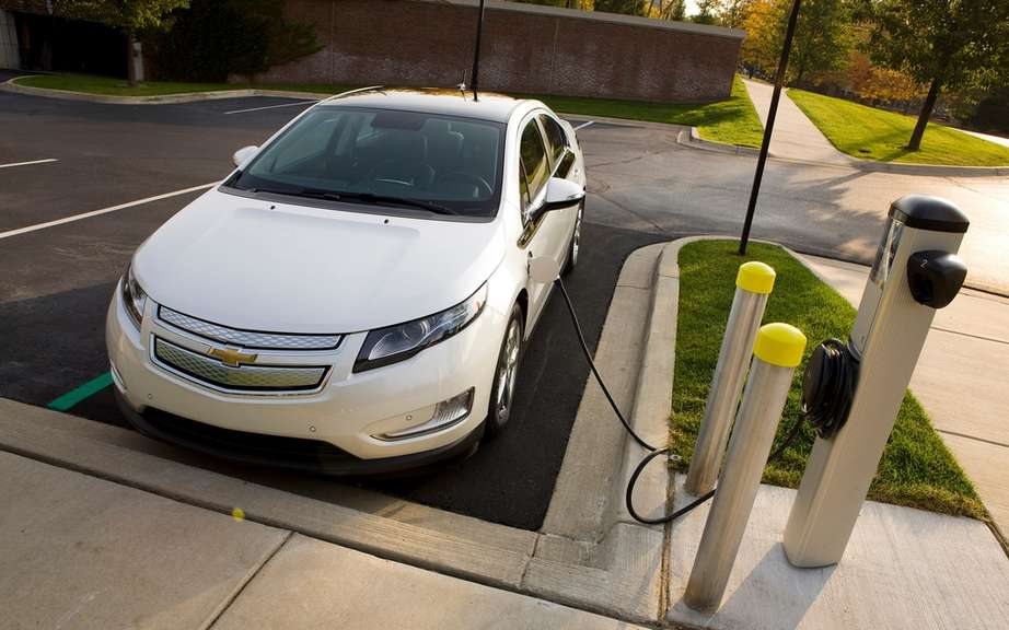GM responds to Reuters on the cost of production of the Volt
