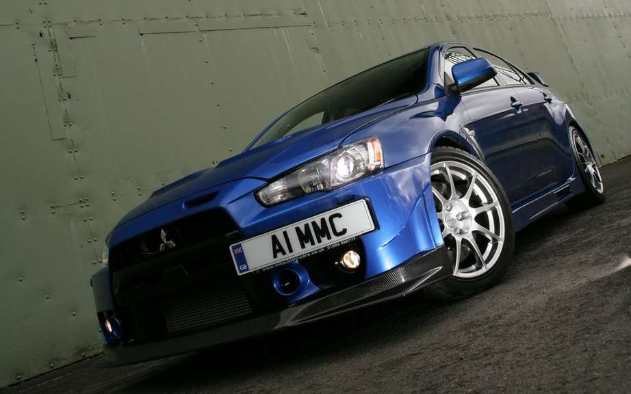 End of the Mitsubishi Evo: yes, but ... picture #2