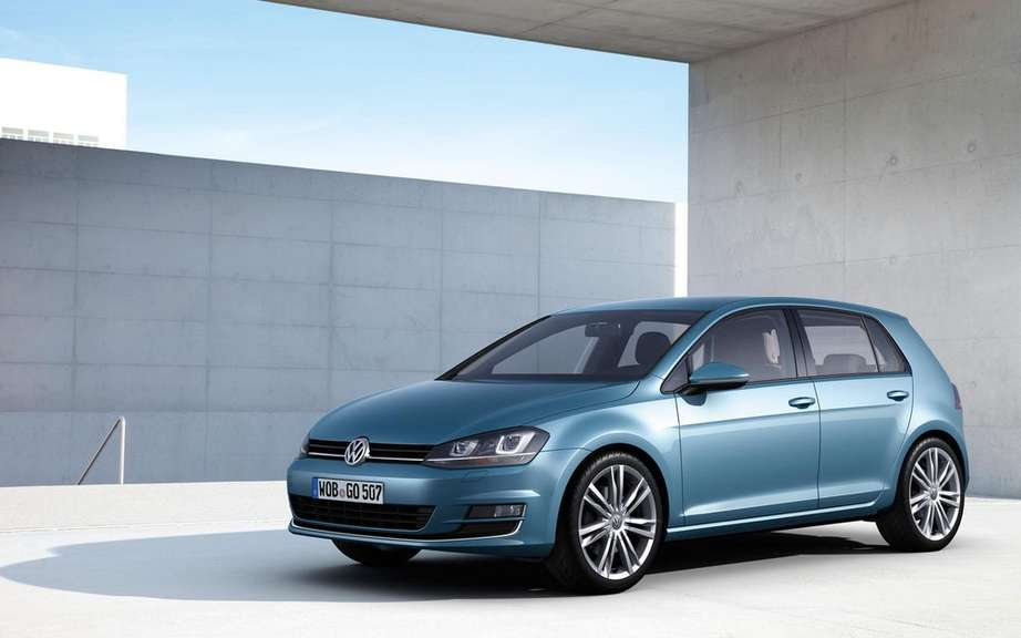 Volkswagen Golf VII 2013: unveiled in Berlin picture #4