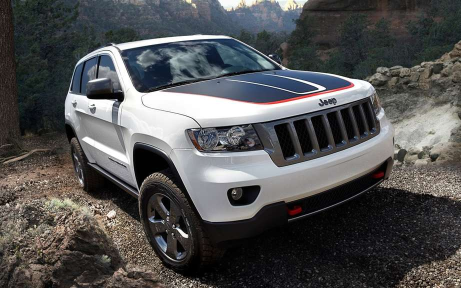 Jeep Grand Cherokee and Wrangler Moab Trailhawk picture #2
