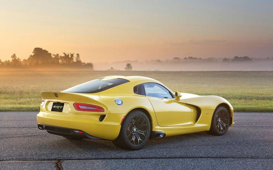 SRT Viper 2013: prices Ads picture #2