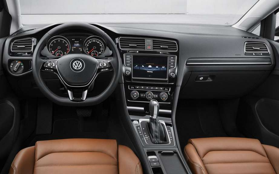 Volkswagen Golf VII 2013: unveiled in Berlin picture #6