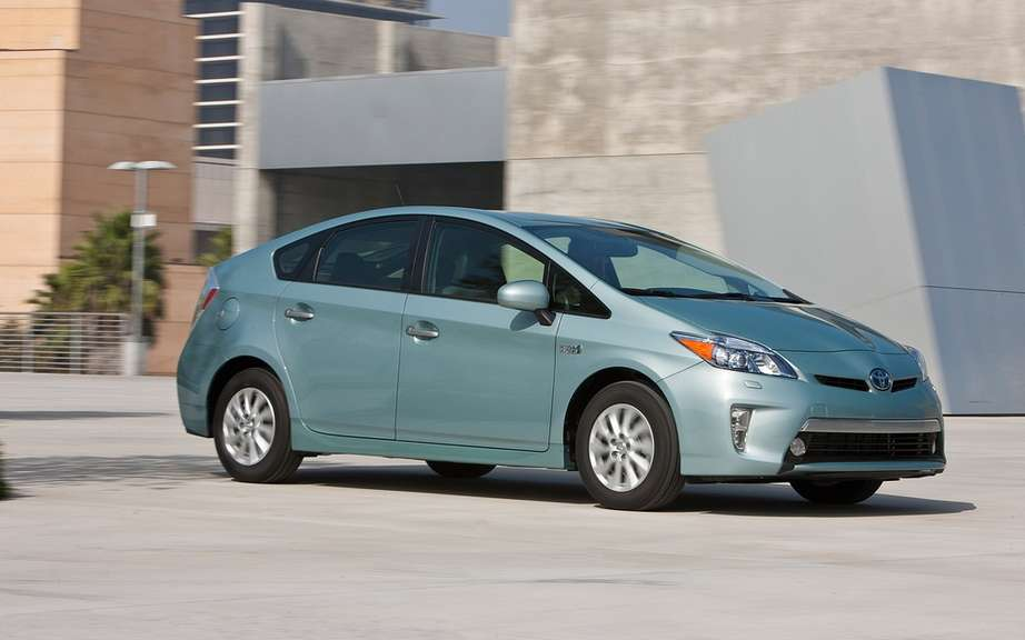 Toyota Prius battery: for sale across Canada from $ 35,700 picture #1