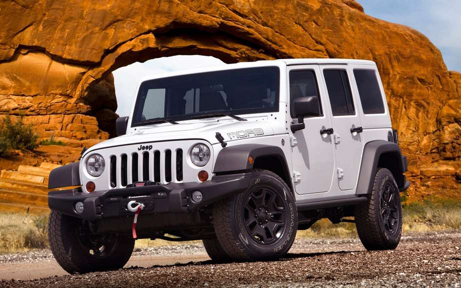 Jeep Grand Cherokee and Wrangler Moab Trailhawk picture #5