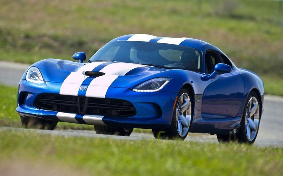 SRT Viper 2013: prices Ads picture #5