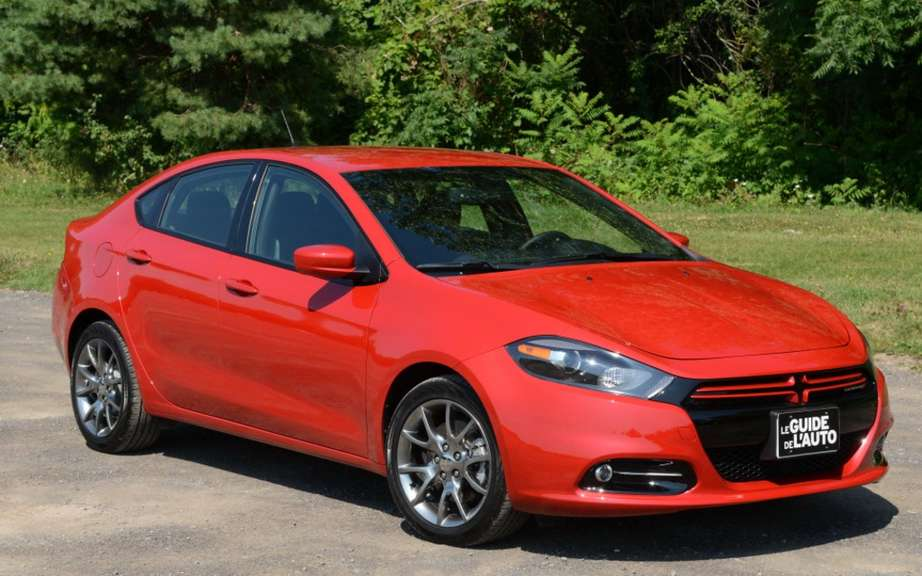 Dodge Dart Aero power and frugality