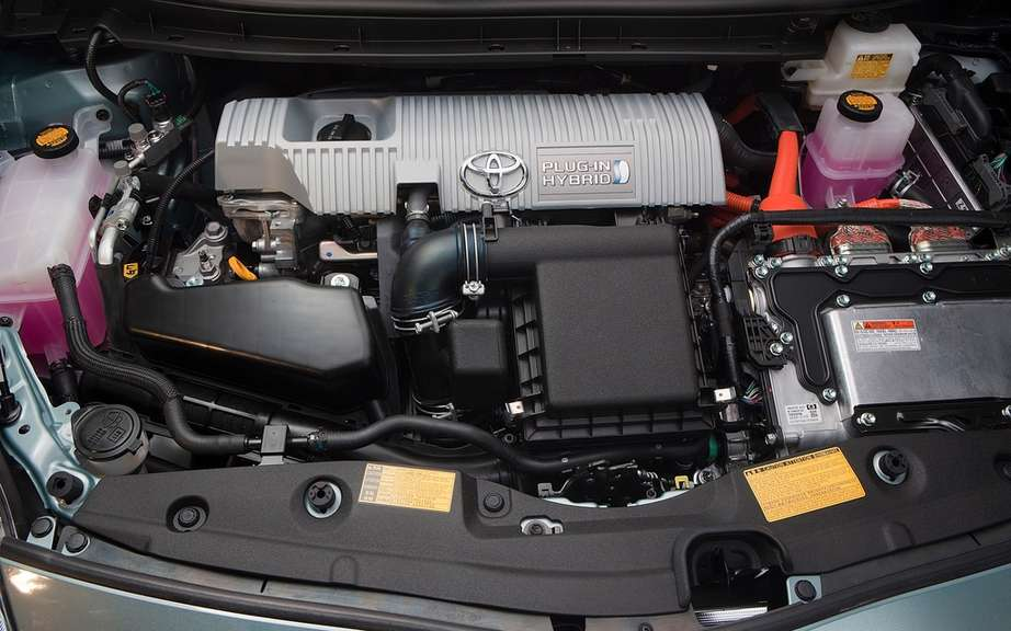 Toyota Prius battery: for sale across Canada from $ 35,700 picture #4