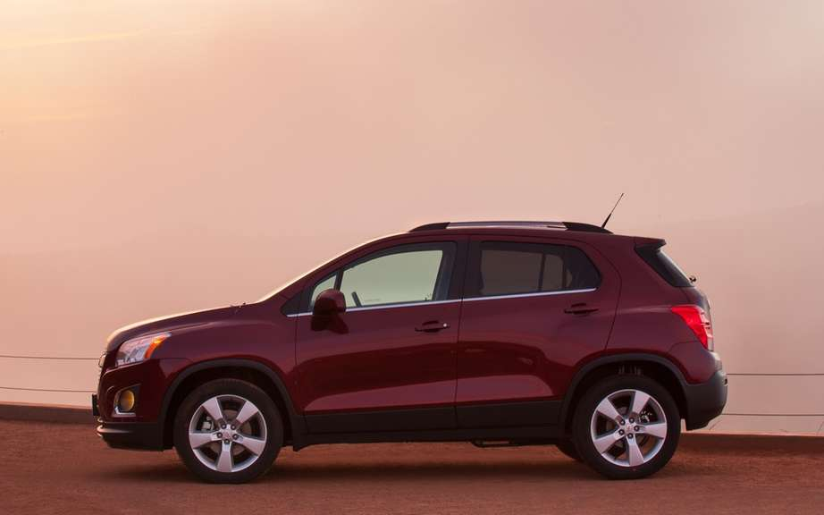 Toyota plans to offer a rival to the Chevrolet Trax picture #4