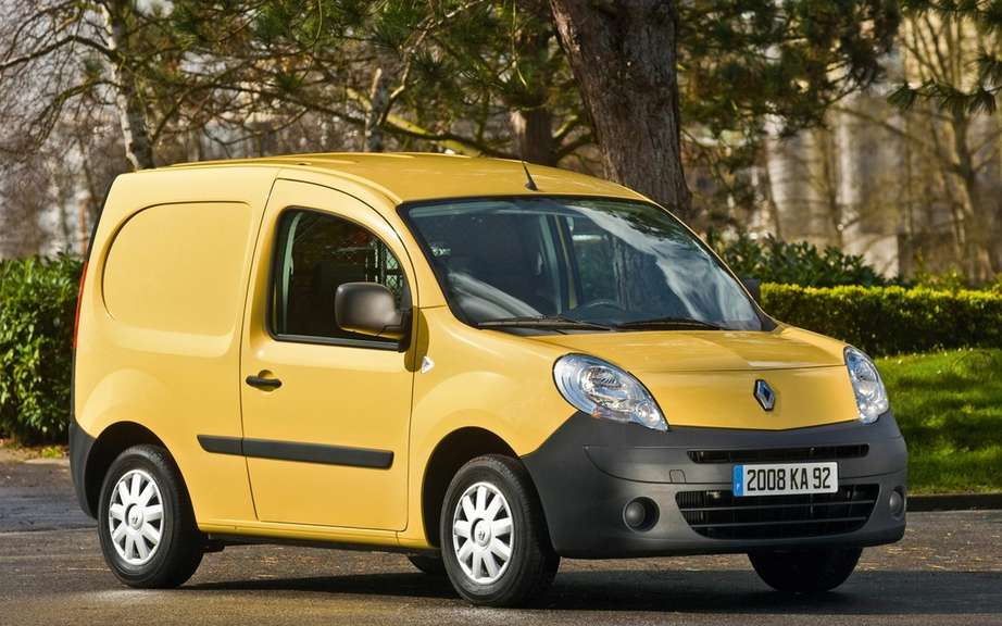 Renault Kangoo and Kangoo Express has only 112 g CO2 per km