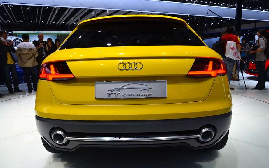 Launches: Offroad Concept Audi TT and Audi A3 Sportback e-tron picture #3