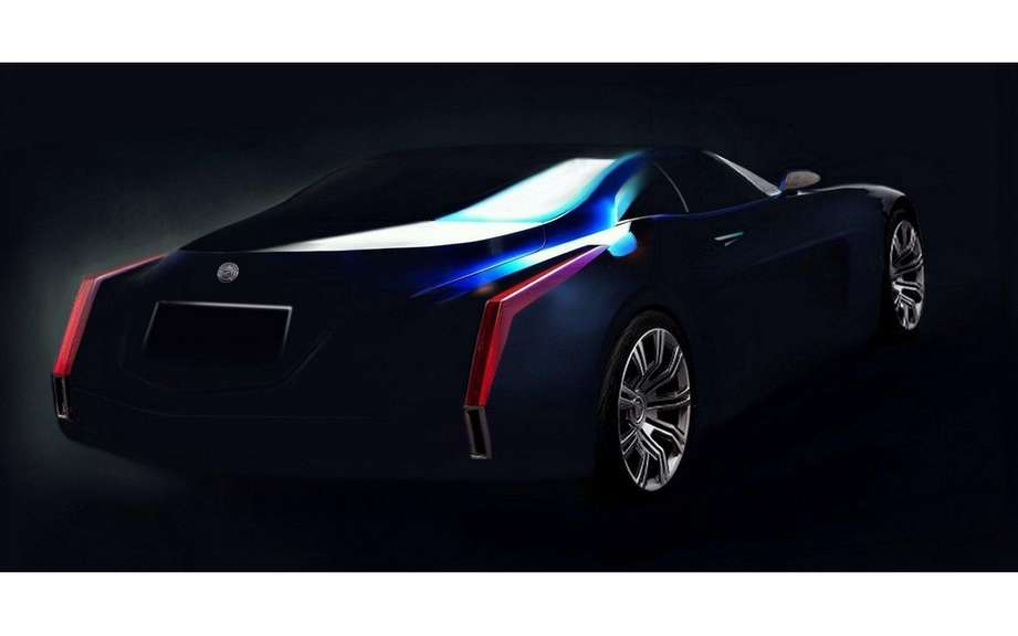 "Cadillac ""Glamour"" Concept: the nickname says it all picture #2"