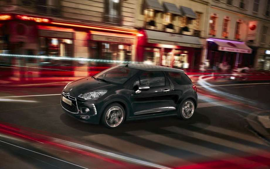 Citroen DS3 Cabrio: Fun at each instant