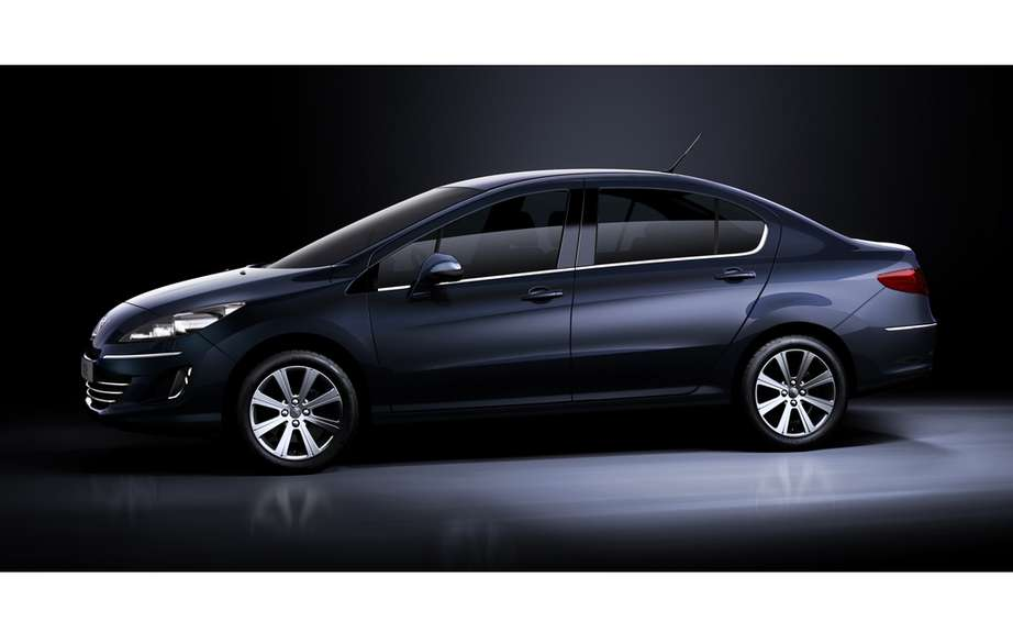 Peugeot 408 launched at Moscow Motor Show picture #1