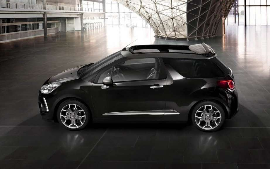 Citroen DS3 Cabrio: Fun at each instant picture #2