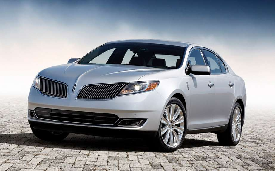 Lincoln will provide its models in China picture #1