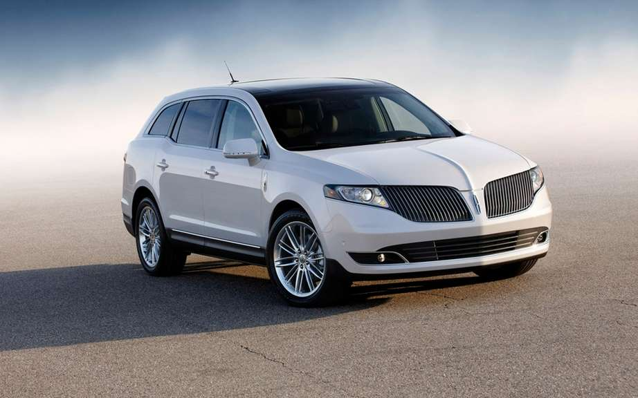 Lincoln will provide its models in China picture #2