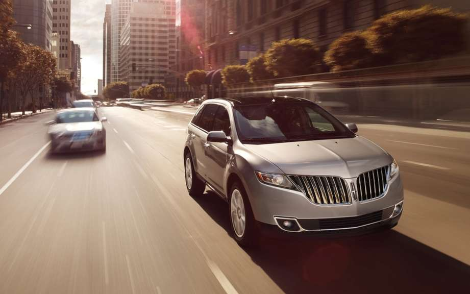 Lincoln will provide its models in China picture #3