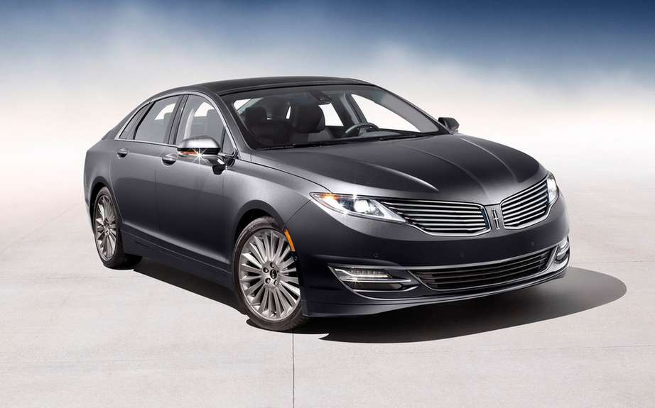 Lincoln will provide its models in China picture #4