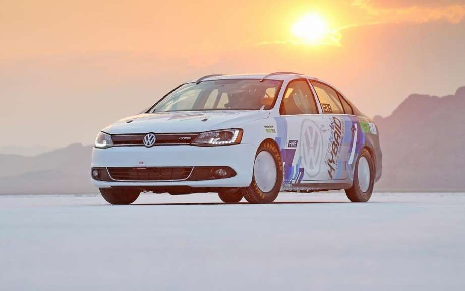 Volkswagen Jetta Hybrid: the most powerful hybrid