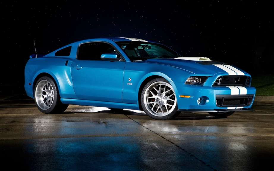 Ford Shelby Cobra GT500: a tribute to the great Carroll Shelby