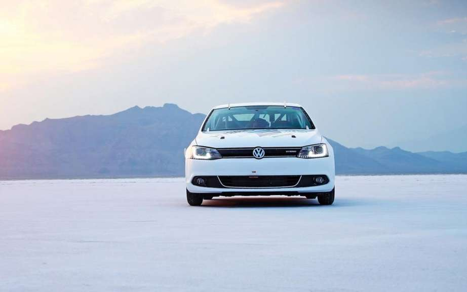 Volkswagen Jetta Hybrid: the most powerful hybrid picture #2