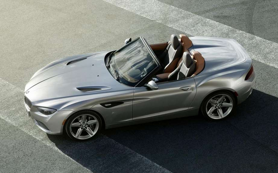 BMW Zagato Roadster Concept: a Concours d'Elegance to another picture #3