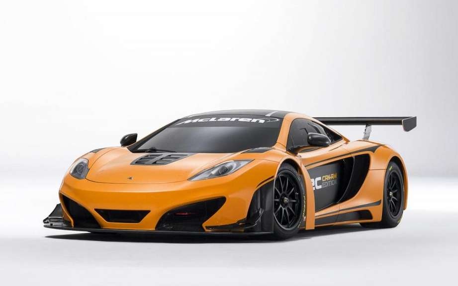 McLaren 12C Can-Am Edition: Concours d'Elegance at Pebble Beach