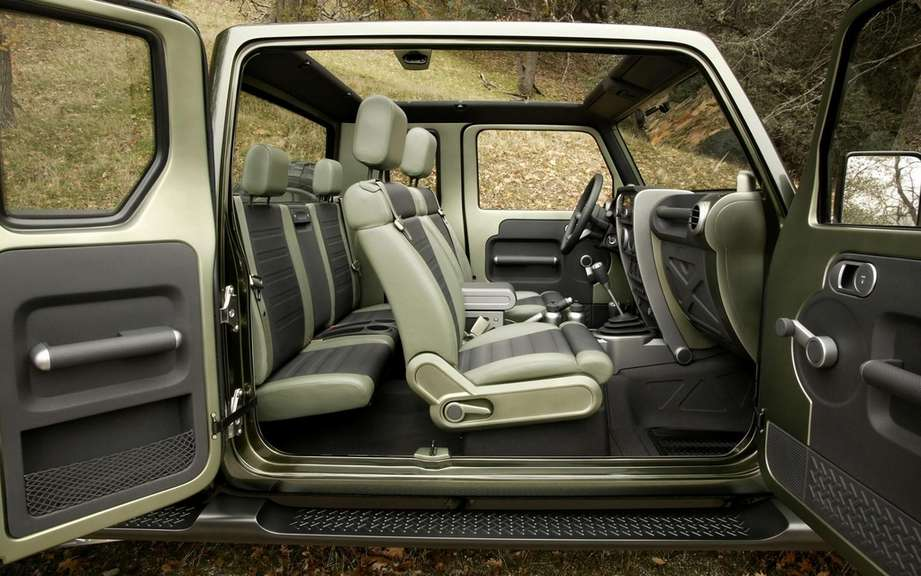 Jeep plans to produce a van? picture #3