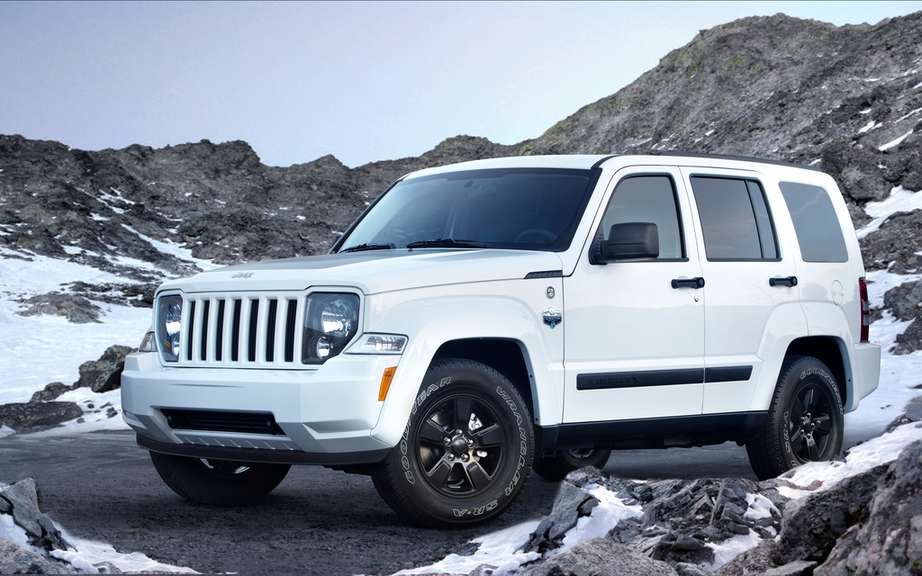 Jeep has terminated the production of its model Liberty