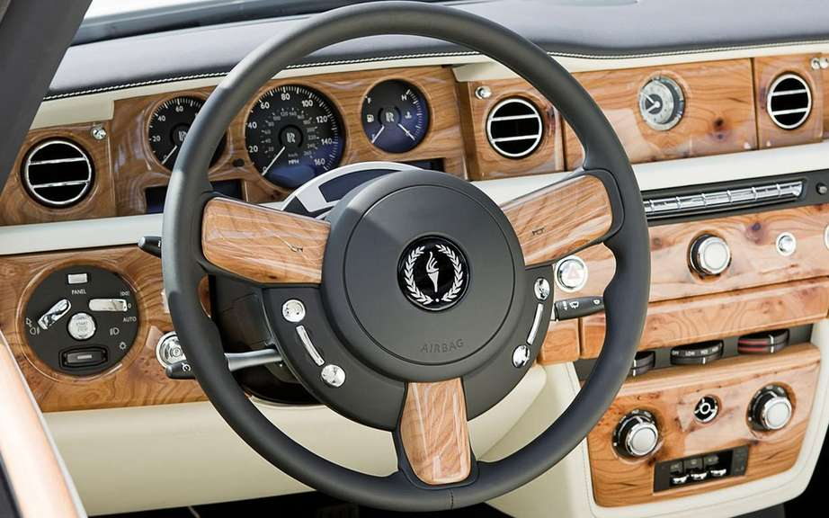 Rolls Royce Phantom Drophead Coupe at the Olympics picture #6