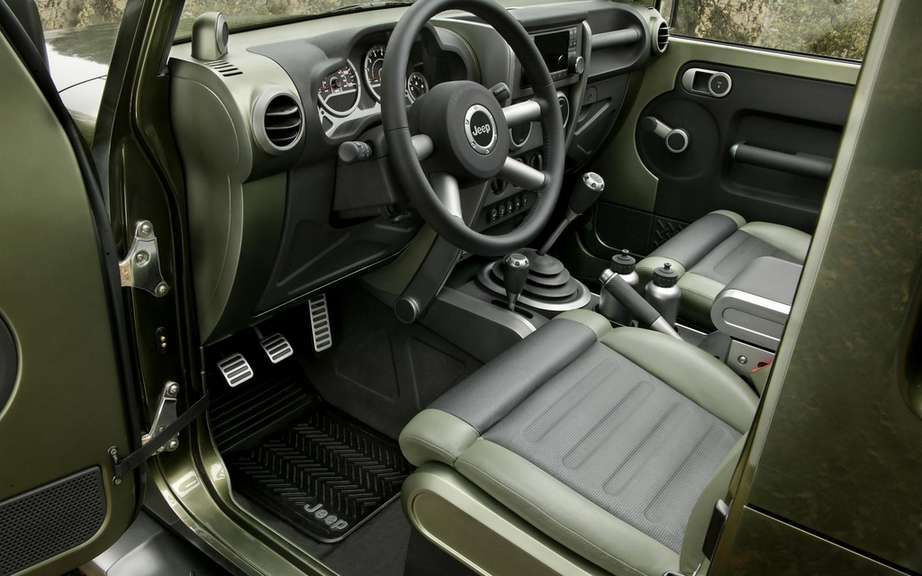 Jeep plans to produce a van? picture #4