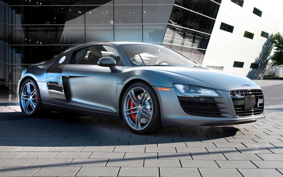 Audi R8 Exclusive Selection: limited series for America