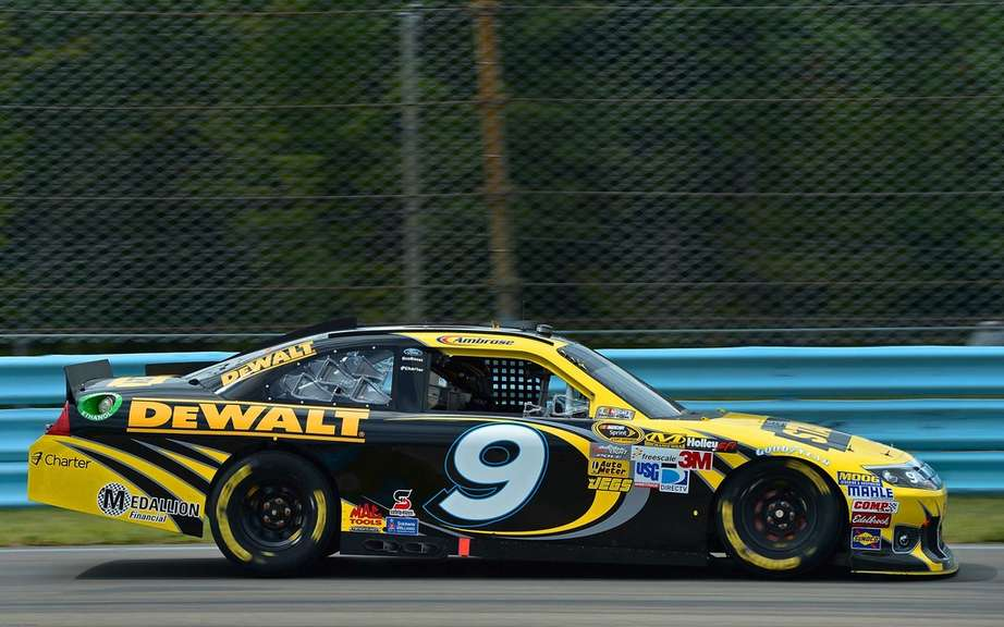 Marcos Ambrose Star weekend in NASCAR