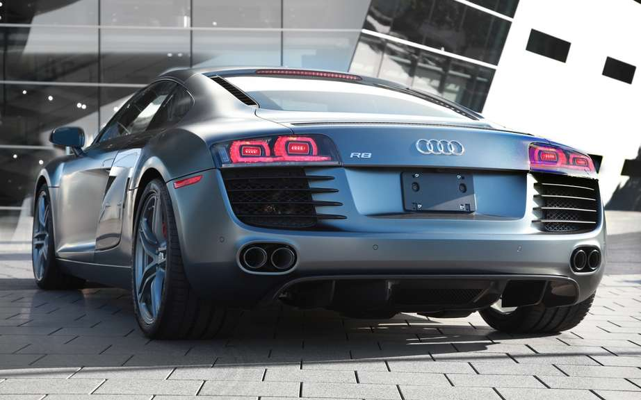 Audi R8 Exclusive Selection: limited series for America picture #2